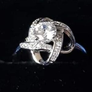 NEW Sterling ring stamps 9.25